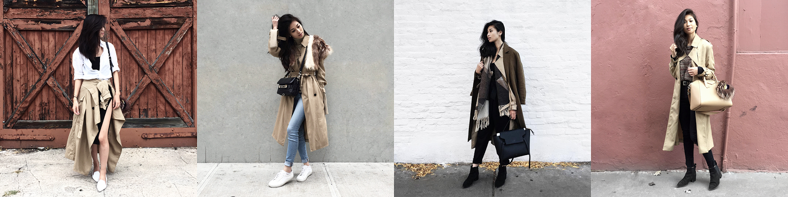 Trench Coat #OOTDS